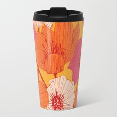 Summer Flowers Travel Mug