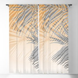 Puerto Vallarta Palms Blackout Curtain