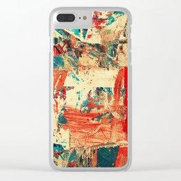 Ipanema 40° Clear iPhone Case