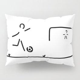 soccer player Pillow Sham