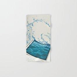 Water Color Hand & Bath Towel