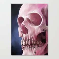 Skull 7 Canvas Print