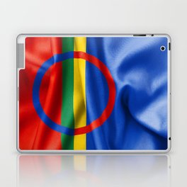 Sami Flag Laptop & iPad Skin