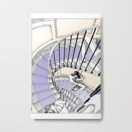 asc 692 - Book cover La Musardine Metal Print