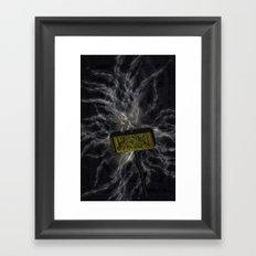Hammer of the Gods Framed Art Print
