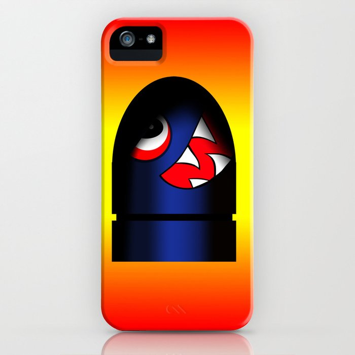 boss bullet (hot) iPhone Case