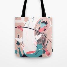 Sir Fish Tote Bag