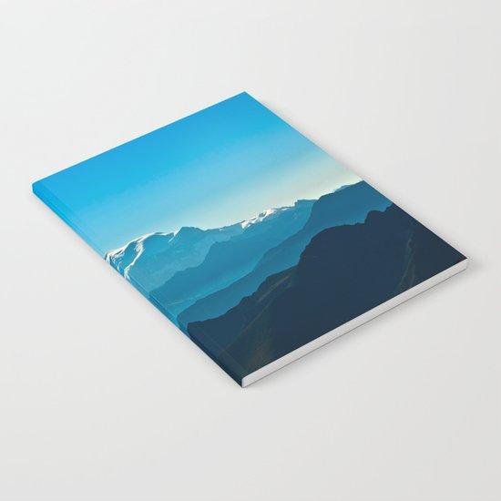 The top of Elbrus Notebook