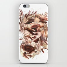 We are all connected by one thread iPhone & iPod Skin