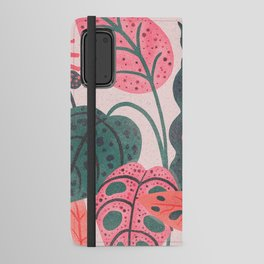 PLANTS Android Wallet Case