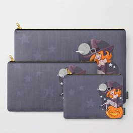 Halloween Witch Carry-All Pouch