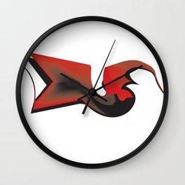 crowish Wall Clock