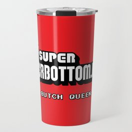 BQ - Super Power Bottom Bros Travel Mug