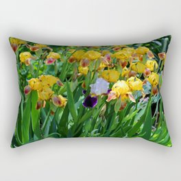 The Purple Rebel Rectangular Pillow