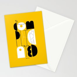 It's complicated Stationery Cards
