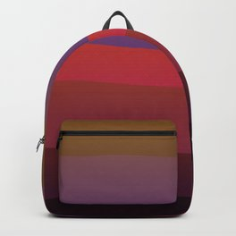 Delight sunset EXOTIC LINES Backpack