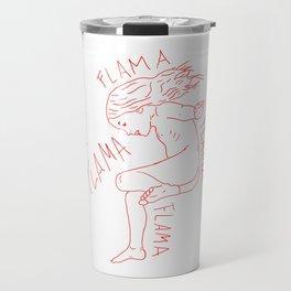 Voy Flama Travel Mug