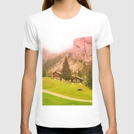 Mountain's Beauty And Nature's Magic T-shirt