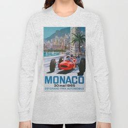 Monaco 1965 Long Sleeve T-shirt