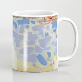 Harbour with Boats Coffee Mug