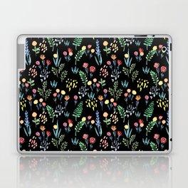 fairytale meadow pattern Laptop & iPad Skin