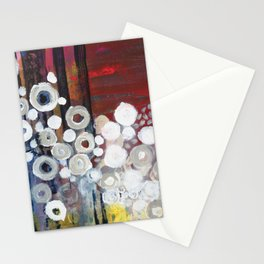 what the… Stationery Cards