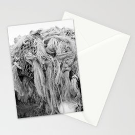Chafing Gear Cod Fishing Nets Commercial Fisherman Shipyard Seafood Boat Nautical Rope Float Ocean Stationery Cards