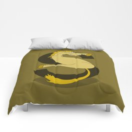 Monogram S Pony Comforters