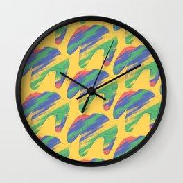 Nintendo 64 controllers (Colors) Wall Clock