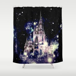 Celestial Palace Amethyst Shower Curtain
