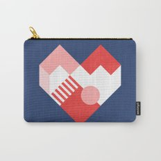 Heart II Carry-All Pouch