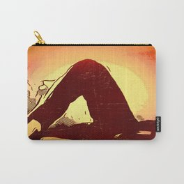 Mourning Sun Carry-All Pouch