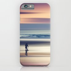 Sharing the Magic - abstract seascape at sunset iPhone 6s Slim Case