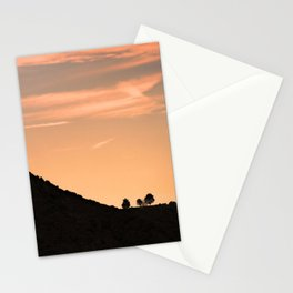California Silhouette Stationery Cards