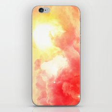 Staring at the Sun iPhone Skin
