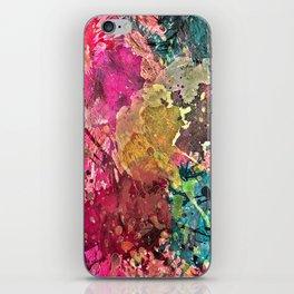 Splash of Color iPhone Skin