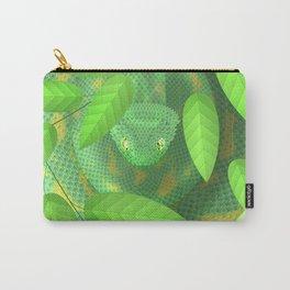 Bush viper Carry-All Pouch