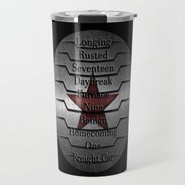 Winter Soldier Activation Travel Mug