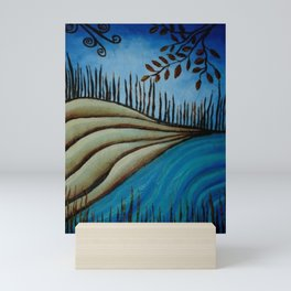 Riverlandscape Mini Art Print