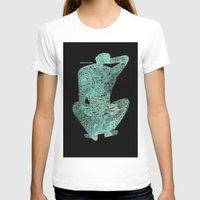 spiritual T-shirts featuring Spiritual Awakening by Margarita Mascaro