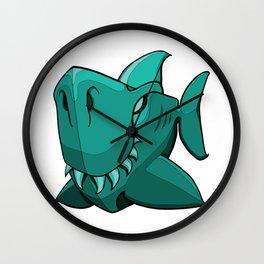 Shark - Arcadia Wall Clock