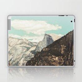 Half Dome Peek Laptop & iPad Skin