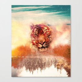 Tigerland Canvas Print