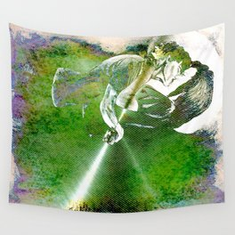 Stephen and Willow 3 Wall Tapestry