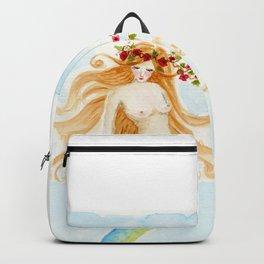 The Rose Mermaid Backpack