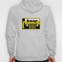 beer jeep Hoody