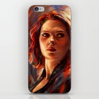 battlefield iPhone & iPod Skins featuring Battlefield by Five-Oclock
