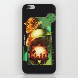 Fallout 76 iPhone Skin