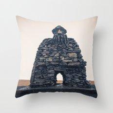 Bárður Snæfellsás - Iceland Throw Pillow