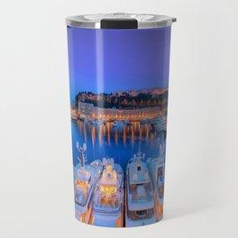Monaco Yacht World Travel Mug